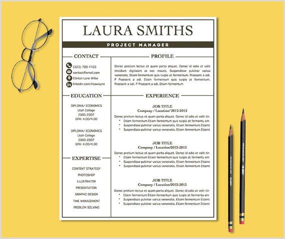 Lebenslauf Muster Innovativ Innovative Resume Templates Sample Modern Cv Template Resume