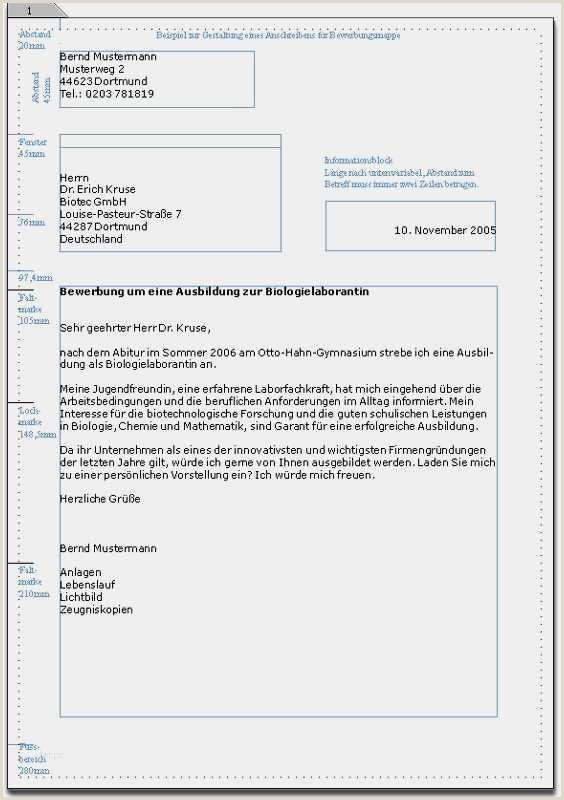 Arbeitsamt bewerbungen Bewerbungsschreiben nach Zuweisung