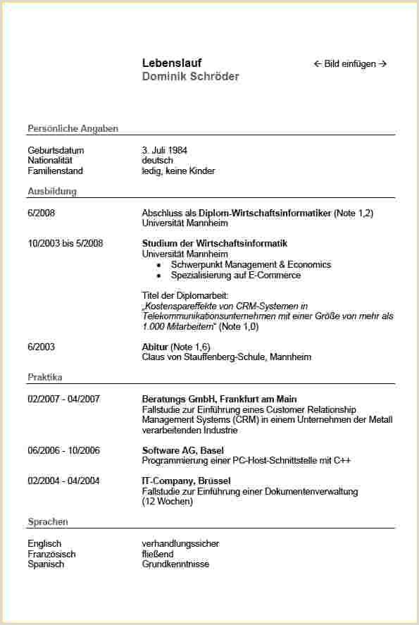 Lebenslauf Muster Ohne Foto Download 13 Tabellarischer Lebenslauf Vorlage 2013 Baku Vision