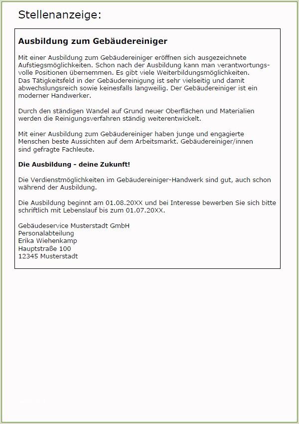 Sensationell Lebenslauf Putzfrau Für 2019