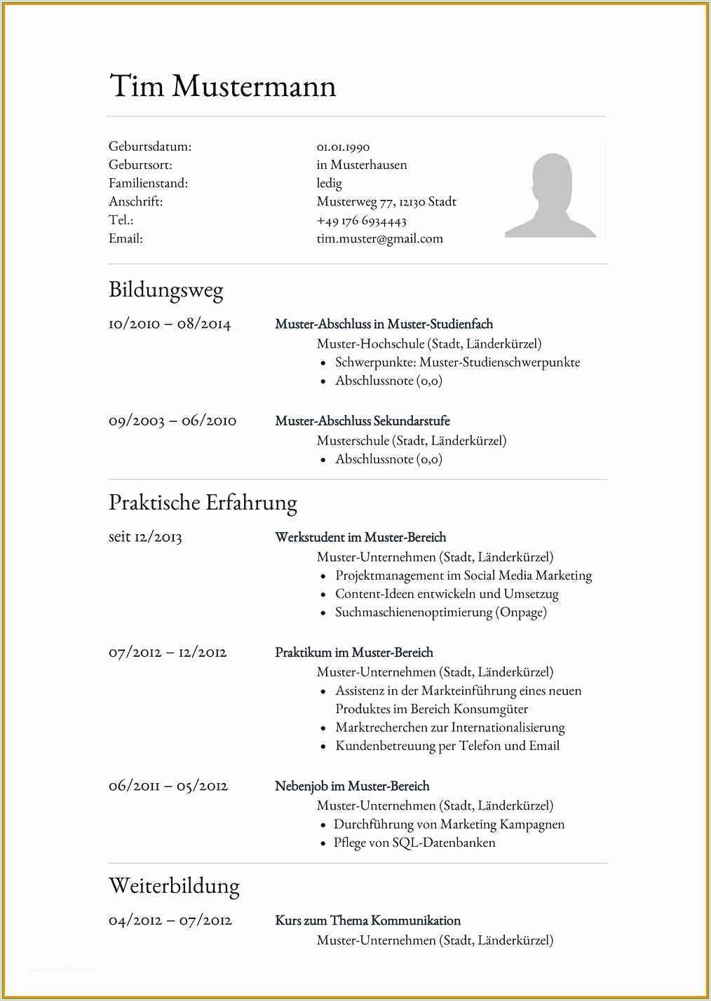 Lebenslauf Muster Rezeptionistin Beispiele Für Einen Privatlehrer Lebenslauf 10