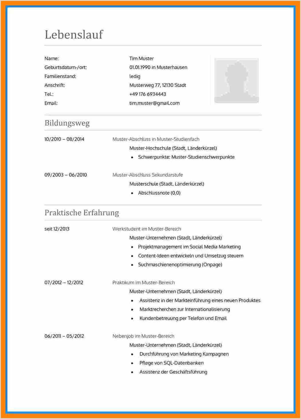 Lebenslauf Muster Verwaltungsfachangestellte 12 Bewerbung Stadtverwaltung Muster