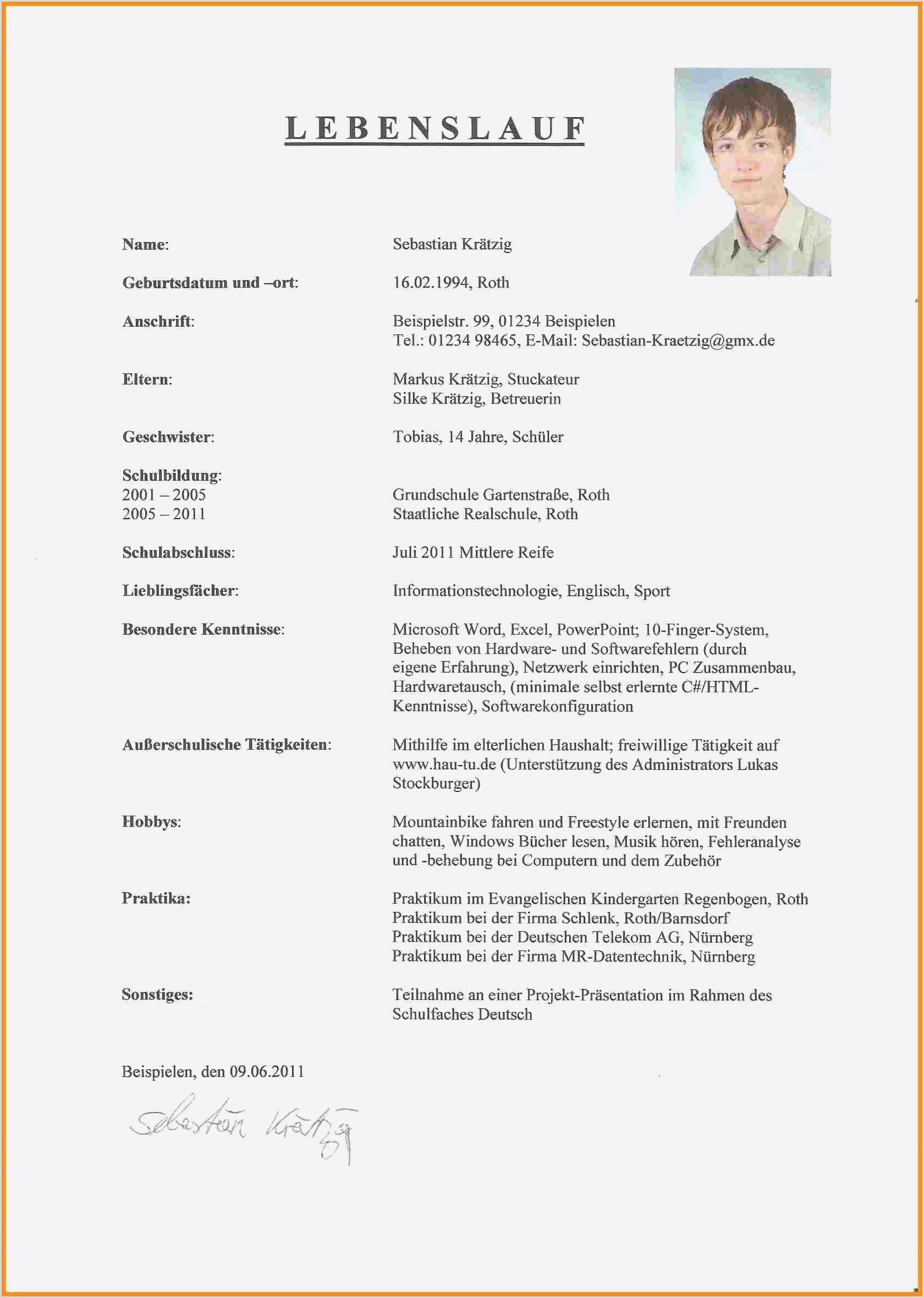 Lebenslauf Muster Verwaltungsfachangestellte 13 Undergraduate Lebenslauf Ausbildung Bankkauffrau