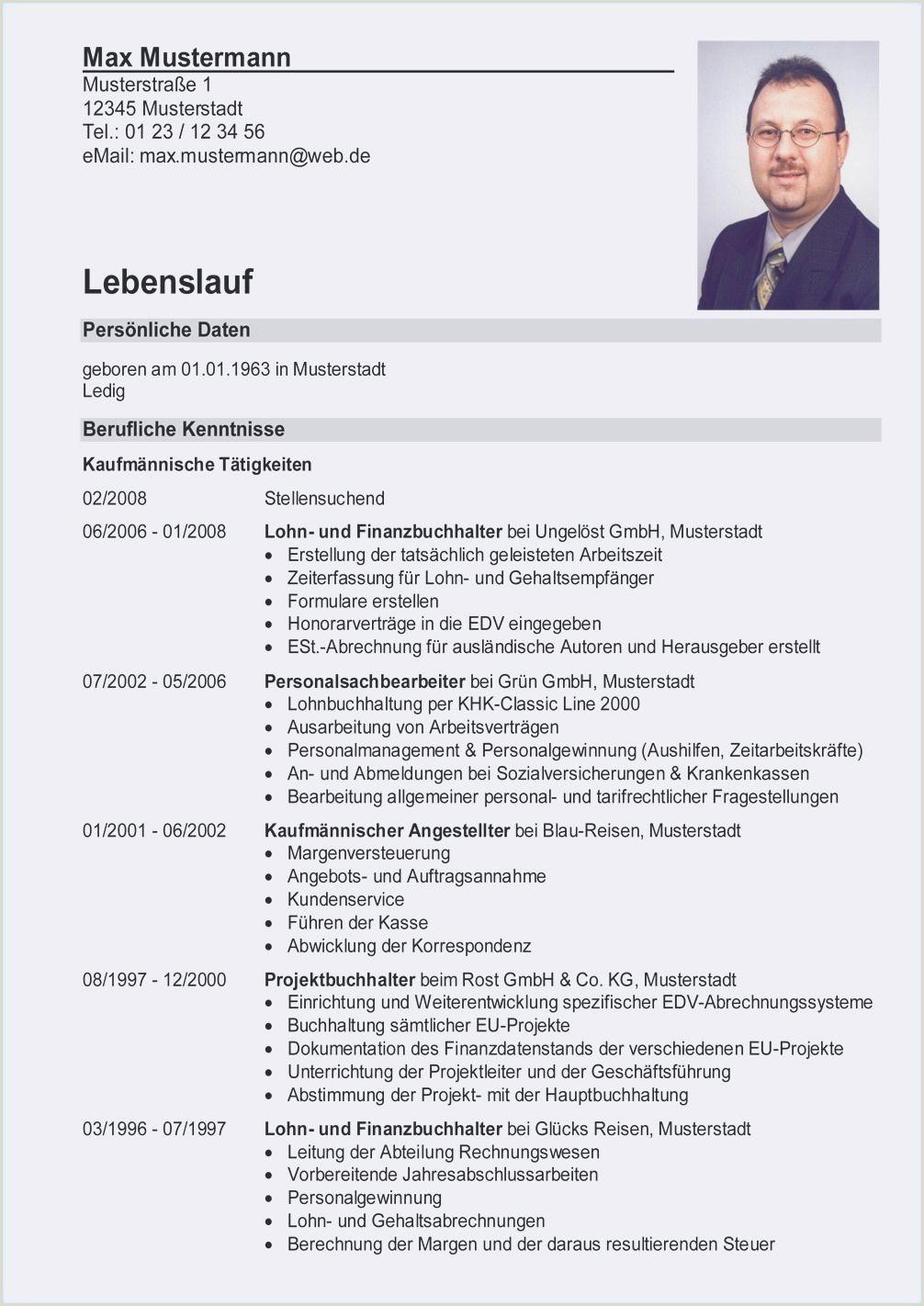 Lebenslauf Muster Wissenschaftlicher Mitarbeiter 9 Vorlagen Tabellarischer Lebenslauf Uni Potsdam Fresh