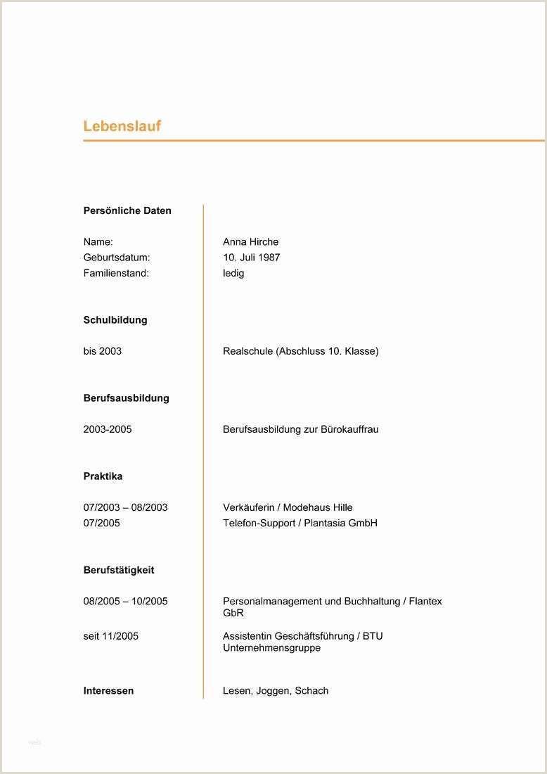 Lebenslauf Muster Zfa Vorlage Bewerbung Ausbildung Medizinische Fachangestellte