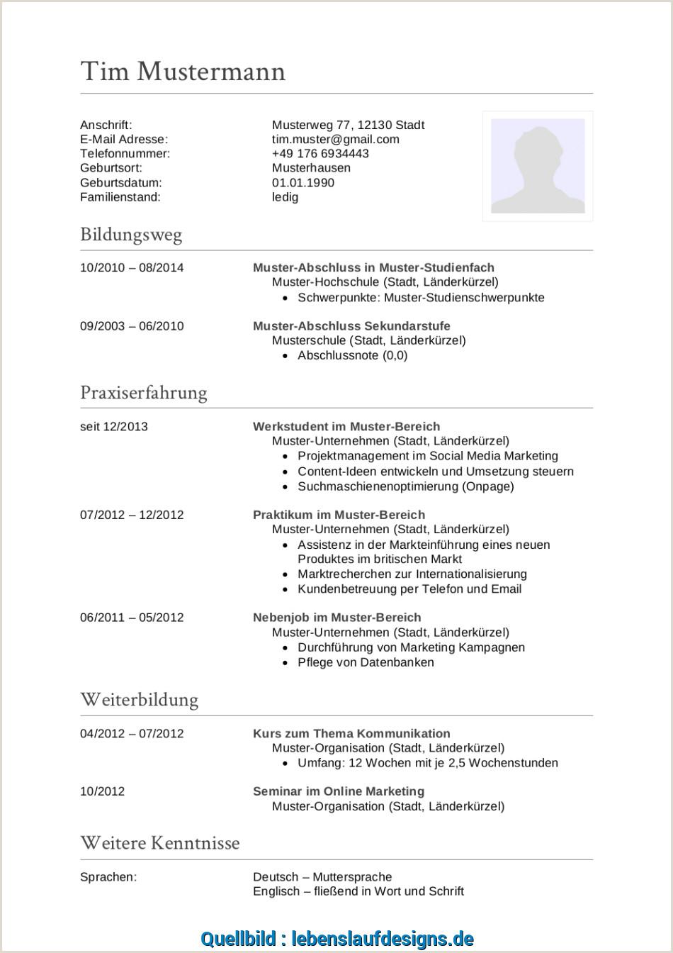 Lebenslauf Querformat Muster Frisch Initiativbewerbung Muster Für Sachbearbeiter