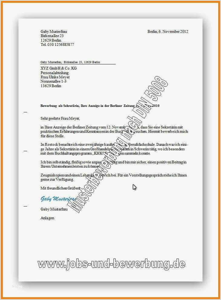 Briefe Von Support Vorlagen 3
