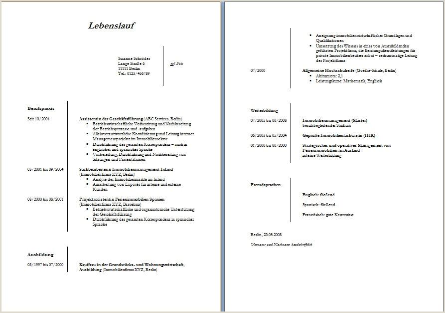 Lebenslauf Vorlage Schweiz Für Schüler 1 Mahnung Muster 2019 01