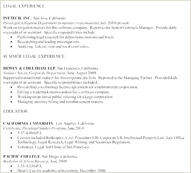 entry level paralegal resume samples – growthnotes
