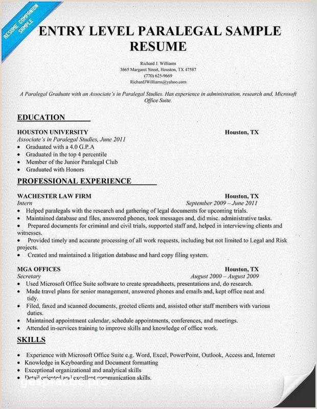 Legal Secretary Resume Best Legal Secretary Duties Resume