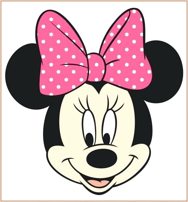 Letter From Mickey Mouse Template Printable Mouse Bow Template From Letter Template Mouse Bow