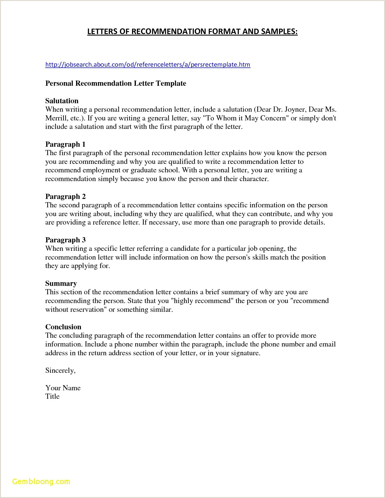 Letter From Mickey Mouse Template Sample Re Mendation Letter for Admission to College