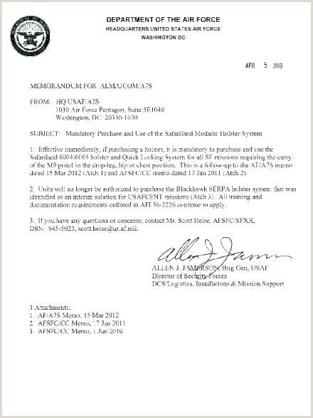 Air Force Letter Counseling Example Rebuttal Template