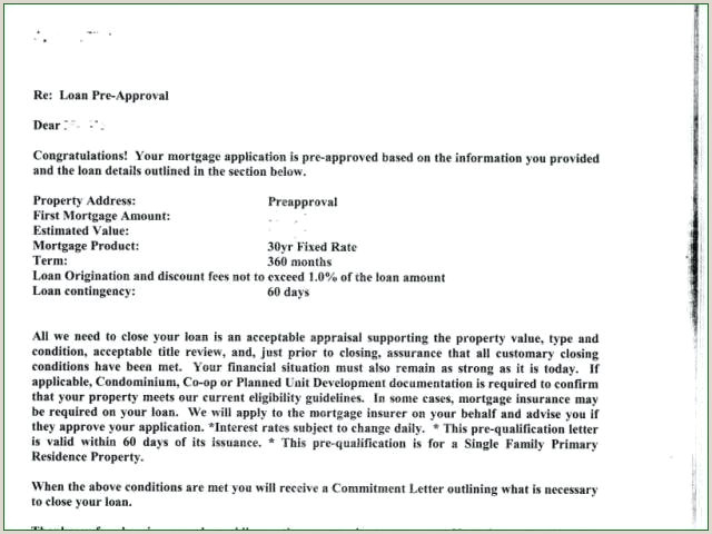 Template How To Get A Approval Letter Awesome Free Mortgage