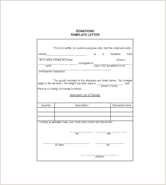 Letter Of Disclaimer Donation Disclaimer Template