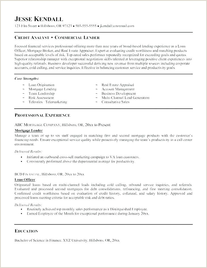 Letter Of Recommendation for Mortgage Loan Officer Mortgage Account Executive Cover Letter – Coachyax