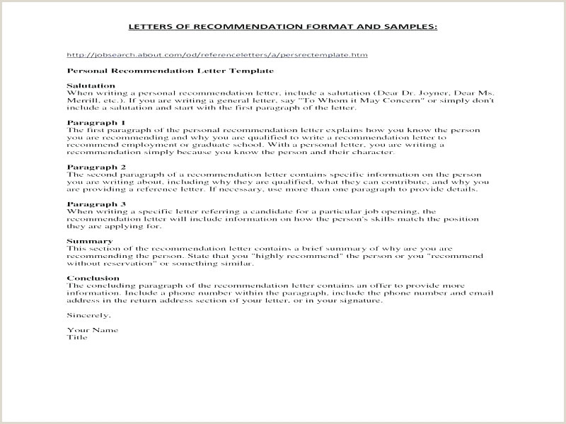 10 business re mendation letter sample