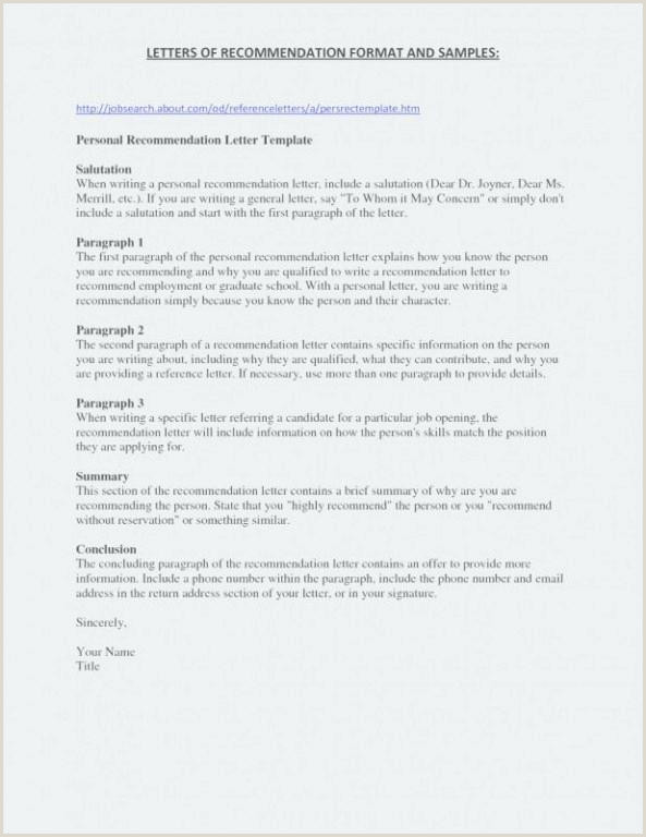Re mendation Letter For A Friend Work Reference Template