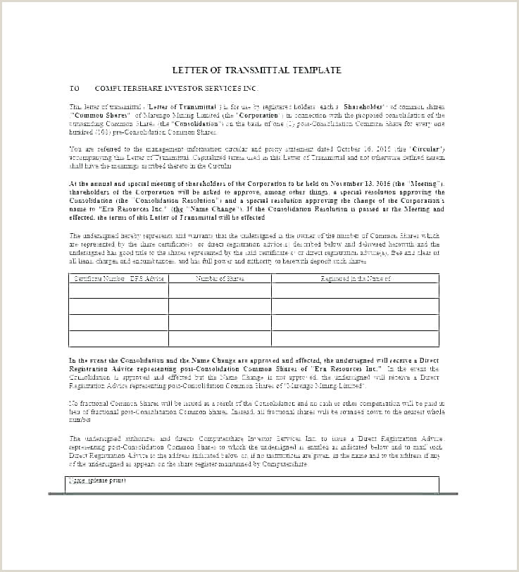 Forms Letter Transmittal Form Sample 2 – azizim