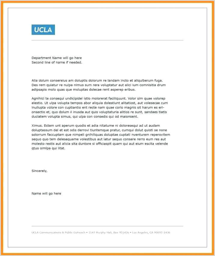 Sample Child Support Agreement Letter Template Sample Child