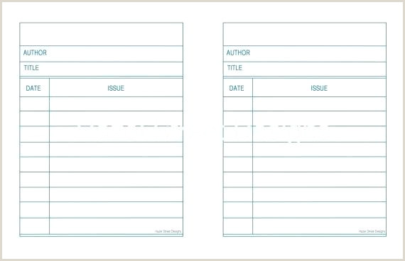 library book card template – musacreative