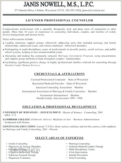 guidance counselor resume – englishor