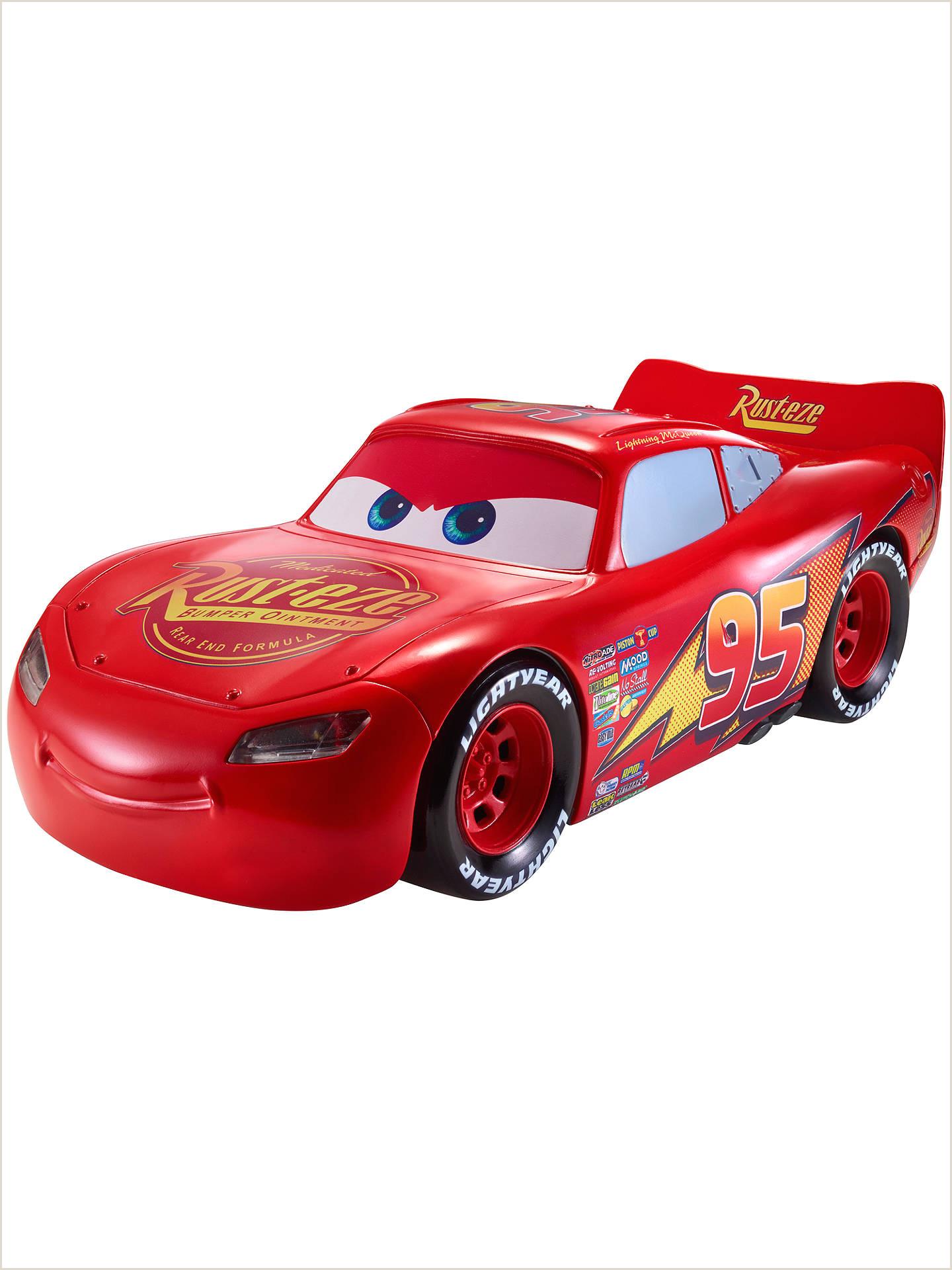 Disney Pixar Cars 3 Movie Moves Lightning McQueen at John
