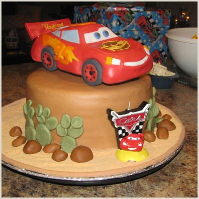 Pixar Cake Decorating s