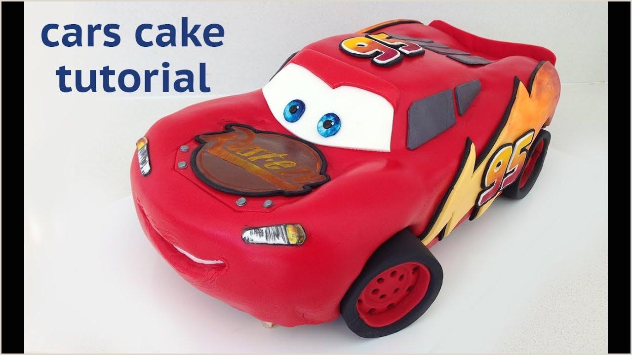 Lightning Mcqueen Cake Tutorial Cars Cake Tutorial How to Cook that Disney Lightning Mcqueen Ann Reardon