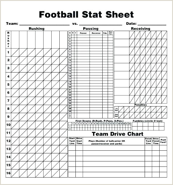 Youth Baseball Little League Score Sheet Printable Stats