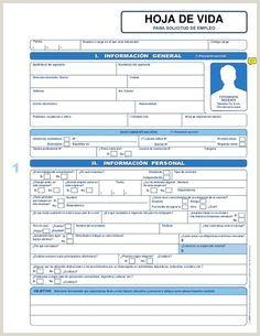 Llenar Hoja De Vida Minerva 1003 Por Internet Practica formato De solicitud De Empleo En Microsoft Fice