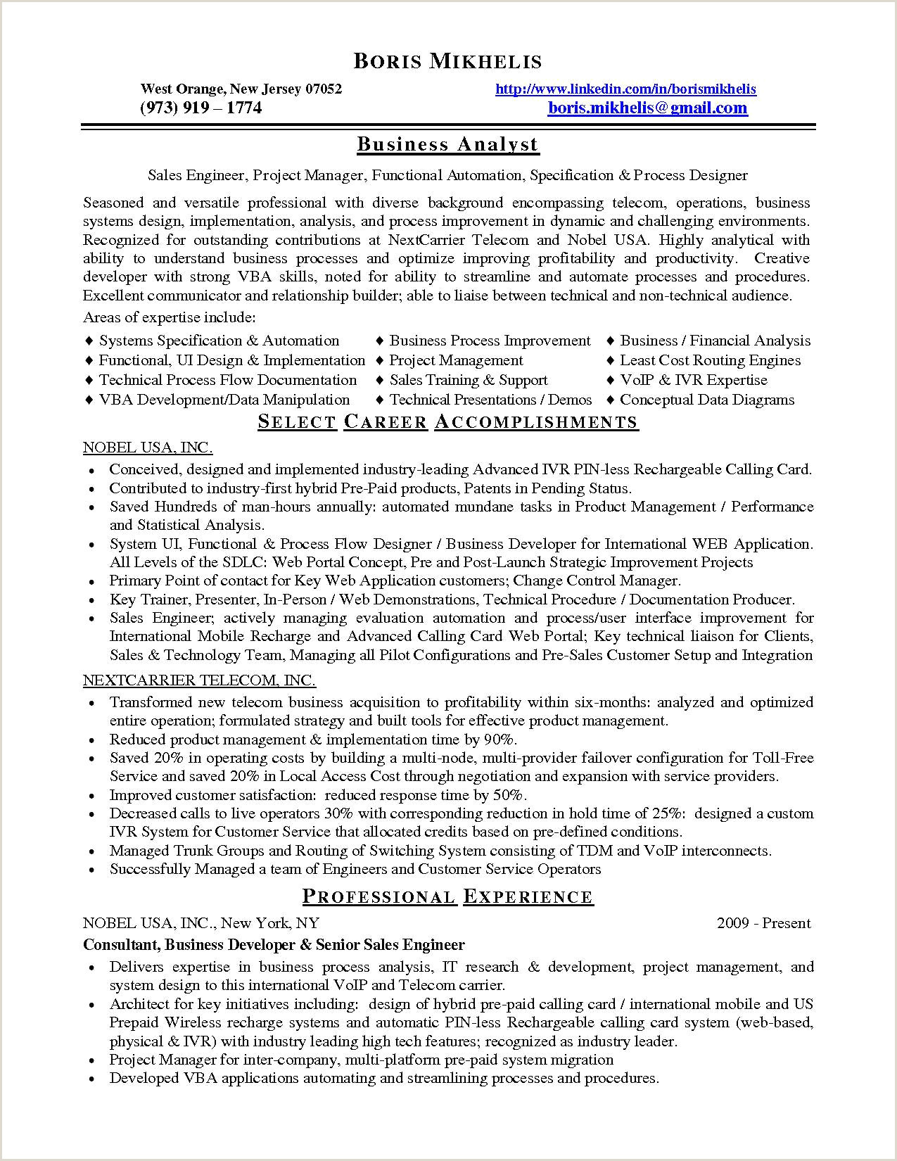 Unique Logistics Analyst Resume