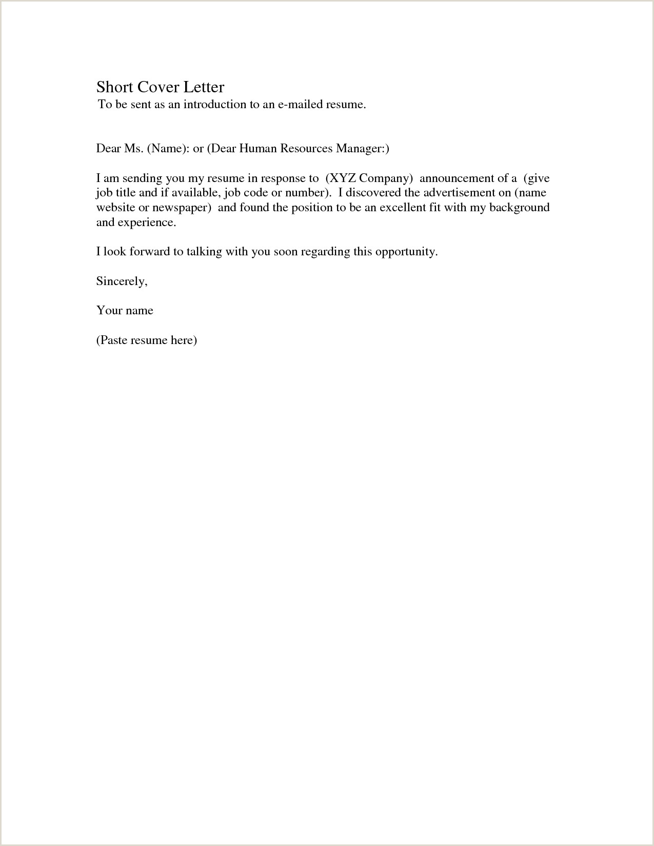 Loss Prevention Manager Cover Letter Simple Cover Letter Samples