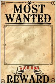 Lost Pet Template Google Docs Customize 200 Wanted Templates