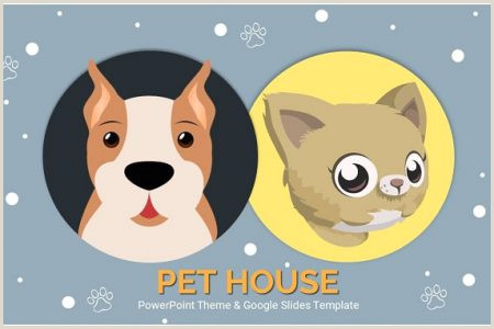 Pet House Free PowerPoint Themes and Google Slides Templates