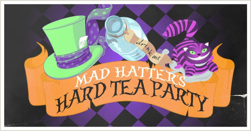 Mad Hatter s Hard Tea Party in West Hollywood at SkyBar at
