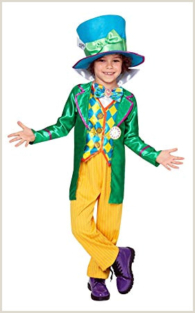 Mad Hatter Hat Card Rubie S Ficial Boy S Disney Alice In Wonderland Mad Hatter