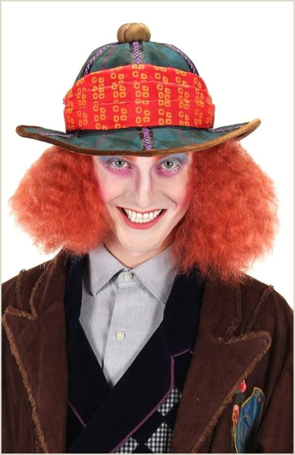 Mad Hatter Hat Card Through the Looking Glass Safari Mad Hatter Costume Hat