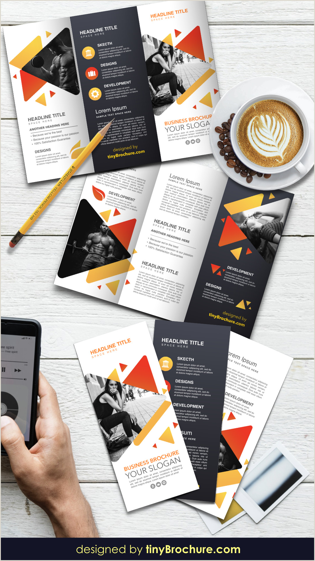 Make A Pamphlet Google Docs 3 Panel Brochure Template Google Docs Free