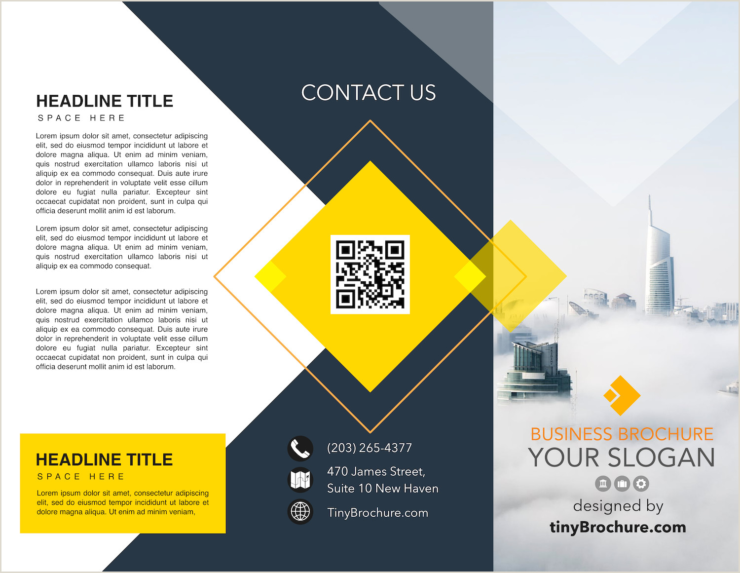 Make A Pamphlet Google Docs Three Fold Brochure Template Google Docs