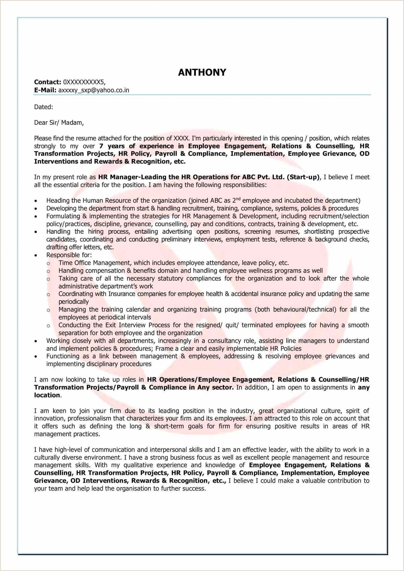 Marketing Manager Cover Letter Template Marketing Manager Cover Letter Sample