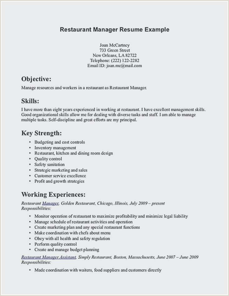 Awesome Resume Marketing Manager