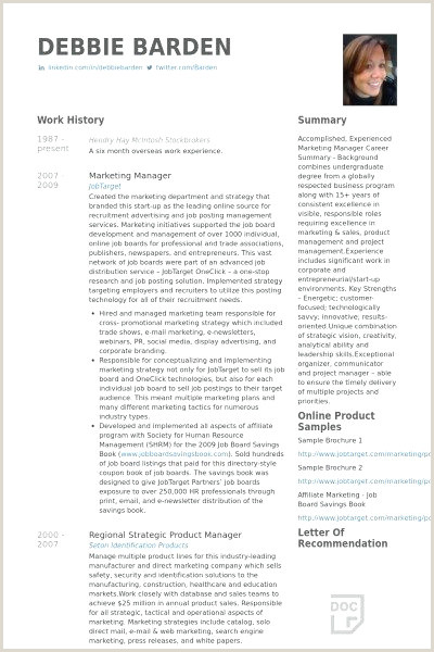 Marketing Manager Description Cv Manager Simple 46 Management Accountant Cv Example