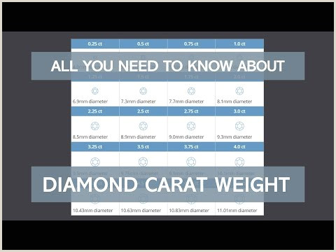 Marquise Cut Diamond Size Chart Diamond Carat Weight Guide with Diameter Size Chart