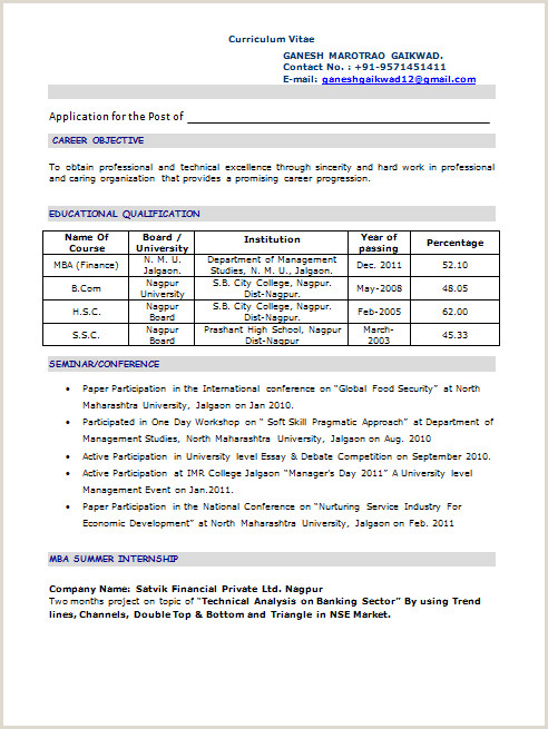 Mba Fresher Resume format Doc Download Custom Term Paper Help Good Place Essay Essay Writing
