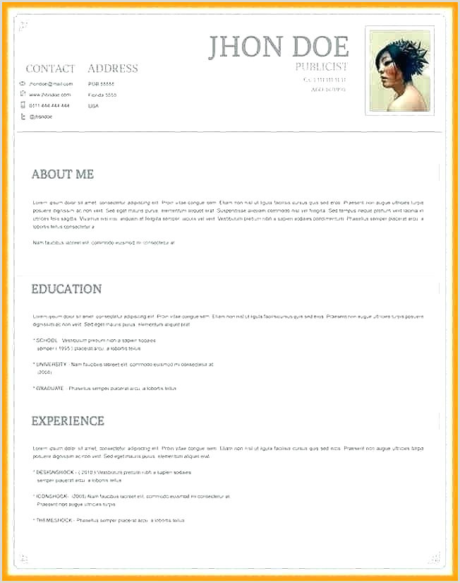 Mba Fresher Resume format Doc Mba Freshers Resume – Wikirian