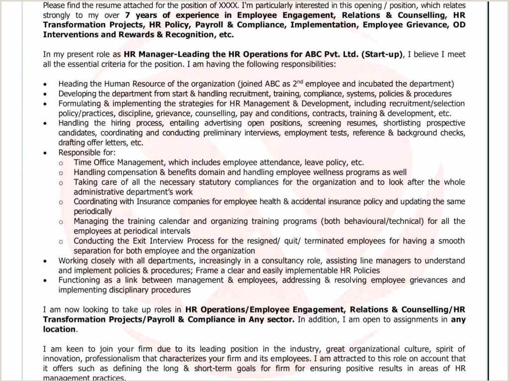 Mca Fresher Resume format In .doc Sample Resume format Mca Freshers New Resume format for Mca