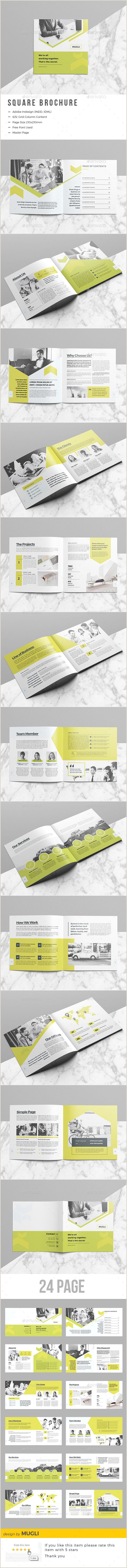 Medical Brochure Template Brochure Template Indesign Indd 24 Pages