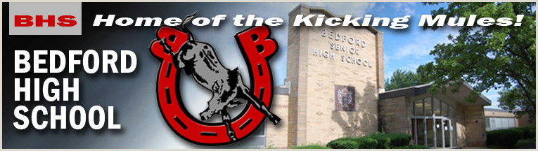 Bedford High School Home Page