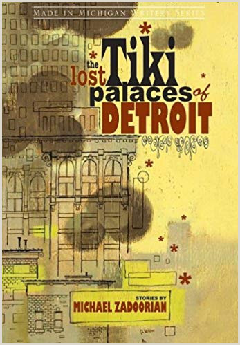 Michigan Driving Log Book the Lost Tiki Palaces Of Detroit Made In Michigan Writers